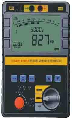 LSZO-10000智能数显绝缘电阻测试仪